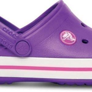 Crocs Pistokkaat Kids Crocband Neonvioletti