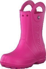 Crocs Rain Boot Kids Fuchsia