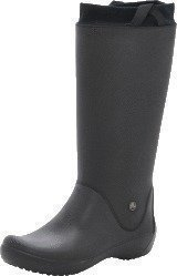 Crocs RainFloe Boot W Black/Black