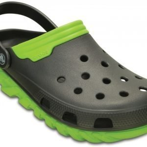 Crocs Sandaalit Harmaa Duet Max