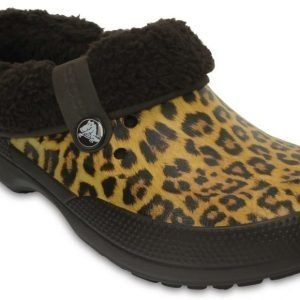 Crocs Sandaalit Keltainen Classic Blitzen II Animal
