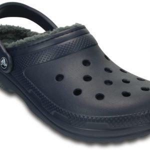 Crocs Sandaalit Laivastonsininen Classic Fuzz Lined
