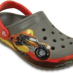 Crocs Sandaalit Lapset Harmaa Crocband Monster Truck