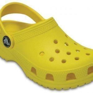 Crocs Sandaalit Lapset Keltainen Classic