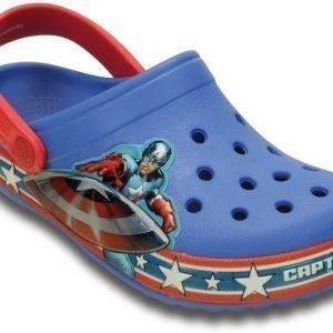Crocs Sandaalit Lapset Laivastonsininen Crocband Captain America