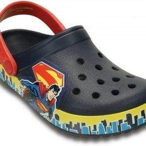 Crocs Sandaalit Lapset Laivastonsininen Crocband Superman