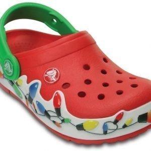 Crocs Sandaalit Lapset Multi Lights Holiday