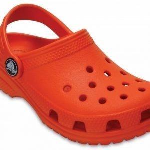 Crocs Sandaalit Lapset Oranssi Classic