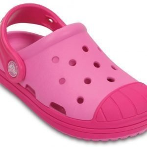 Crocs Sandaalit Lapset Pinkki Bump It