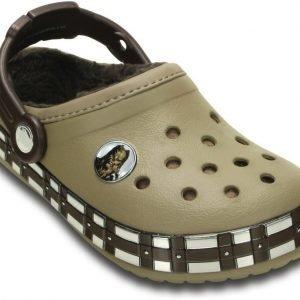 Crocs Sandaalit Lapset Ruskea Crocband Star Wars Chewbacca Fuzz Lined