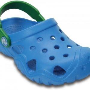 Crocs Sandaalit Lapset Sininen Swiftwater