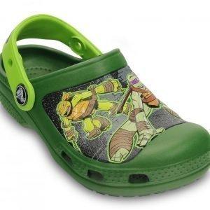 Crocs Sandaalit Lapset Vihreä Creative Teenage Mutant Ninja Turtles