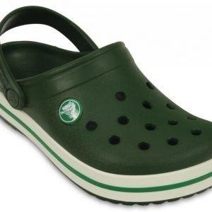 Crocs Sandaalit Lapset Vihreä Crocband