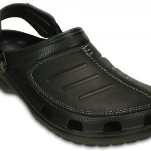Crocs Sandaalit Miehille Musta Yukon Mesa