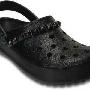 Crocs Sandaalit Musta Crocband Studded