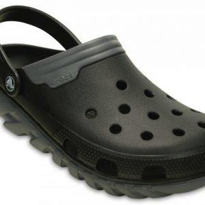 Crocs Sandaalit Musta Duet Max