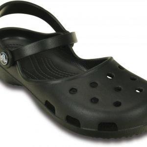 Crocs Sandaalit Naisille Musta Karin