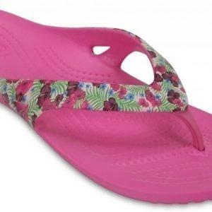Crocs Sandaalit Naisille Pink / Fluorescent Kadee II Graphic
