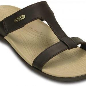 Crocs Sandaalit Naisille Ruskea Ella ComfortPath