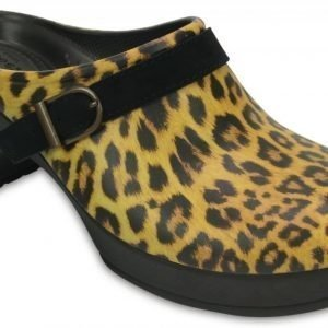 Crocs Sandaalit Naisille Ruskea Sarah Graphic