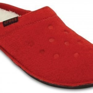 Crocs Slipper Punainen Classic Slipper