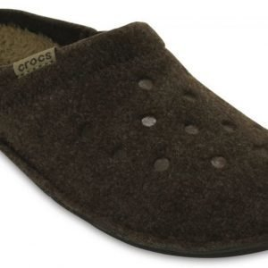 Crocs Slipper Ruskea Classic Slipper