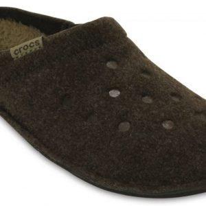 Crocs Slipper Ruskea Classic Slipper