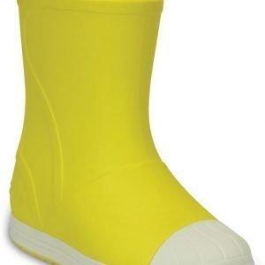 Crocs Varrelliset Lapset Keltainen Bump It Rain