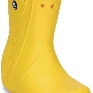 Crocs Varrelliset Lapset Keltainen Handle It Rain