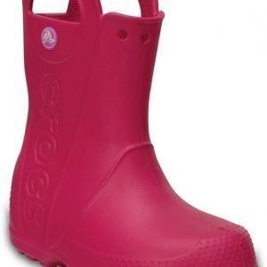 Crocs Varrelliset Lapset Pinkki Handle It Rain