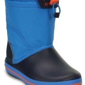 Crocs Varrelliset Lapset Sininen Crocband LodgePoint