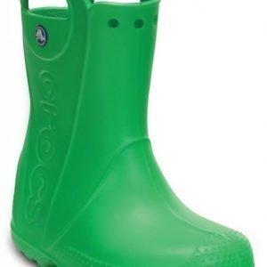 Crocs Varrelliset Lapset Vihreä Handle It Rain