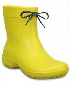 Crocs Varrelliset Naisille Keltainen Freesail Shorty Rain s
