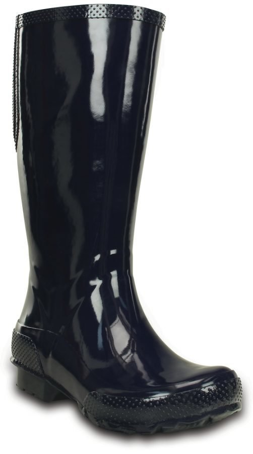 Crocs Varrelliset Naisille Laivastonsininen Tall Rain