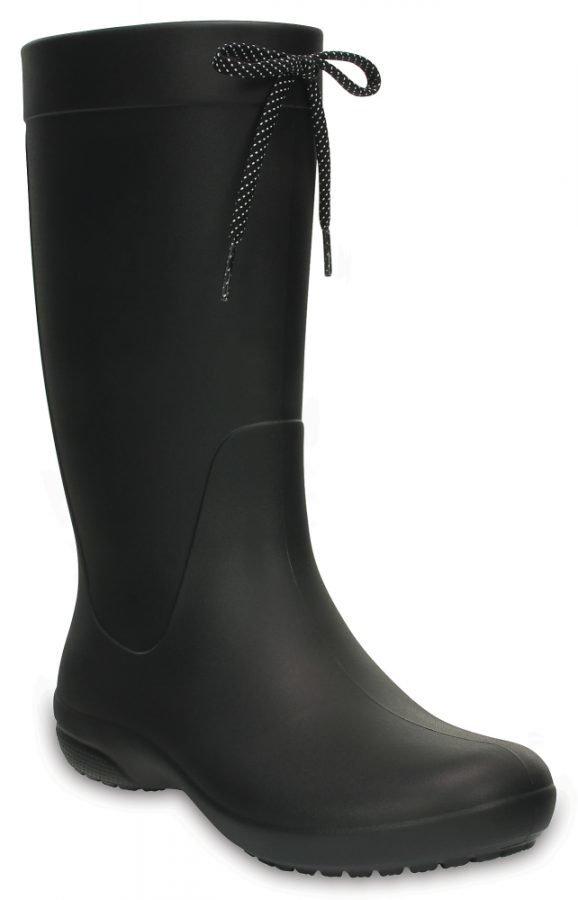 Crocs Varrelliset Naisille Musta Freesail Rain