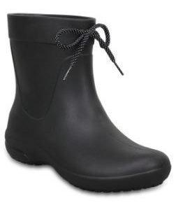 Crocs Varrelliset Naisille Musta Freesail Shorty Rain s