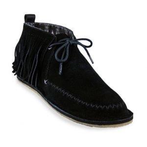 Crocs Varrelliset Naisille Musta Ocean Minded Ruffout Moc