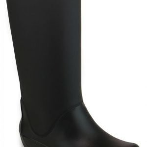 Crocs Varrelliset Naisille Musta RainFloe Tall
