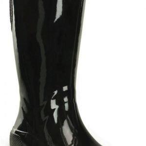 Crocs Varrelliset Naisille Musta Tall Rain