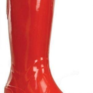 Crocs Varrelliset Naisille Punainen Tall Rain