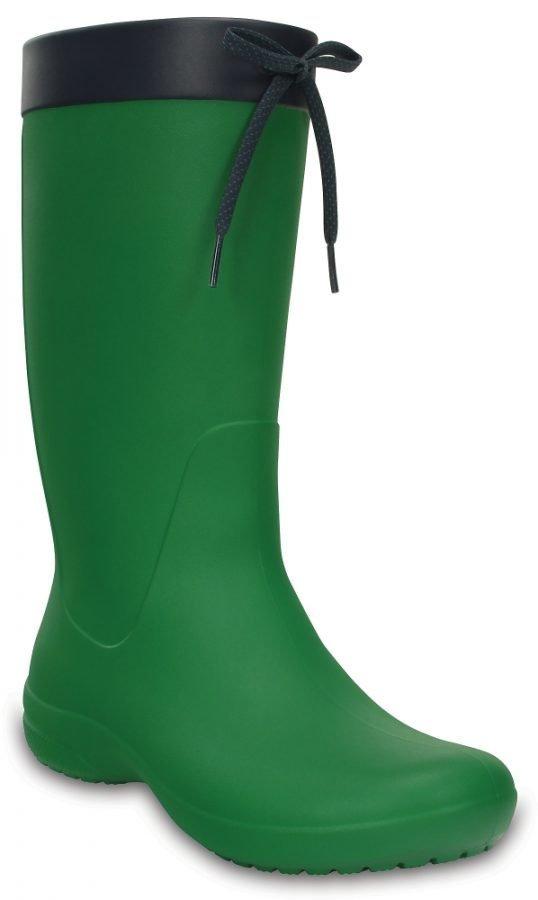 Crocs Varrelliset Naisille Vihreä Freesail Rain