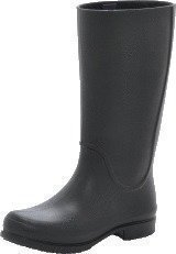 Crocs Wellie Rain Boot Women Black/Mulberry
