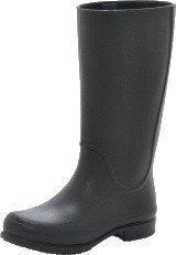 Crocs Wellie Rain Boot Women Black/Mulberry