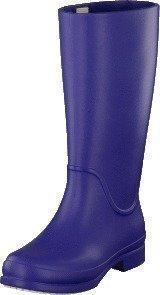 Crocs Wellie Rain Boot Women Ultraviolet/Oyster