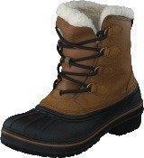 Crocs Women's AllCast II Boot Wheat/Black