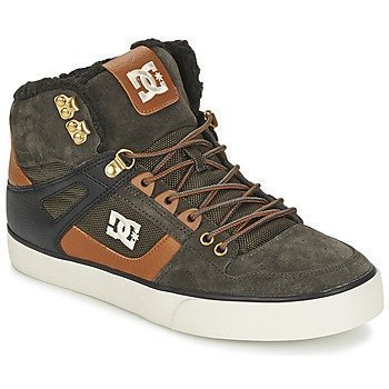 DC Shoes SPARTAN HIGH WC WNT korkeavartiset tennarit