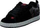 Dc Shoes Court Graffik Shoe Black/Black/Black
