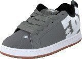 Dc Shoes Court Graffik Shoe Grey/Black