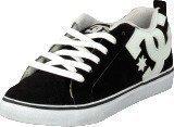 Dc Shoes Court Vulc Shoe BKW Black