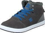 Dc Shoes Crisis High Wnt B Shoe Grey/Blue